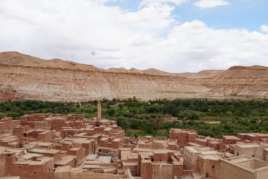 Desert tour From Marrakech-4 Days