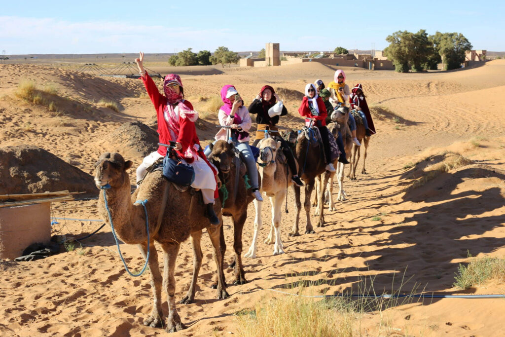 10 Days tour from Marrakech to Casablanca