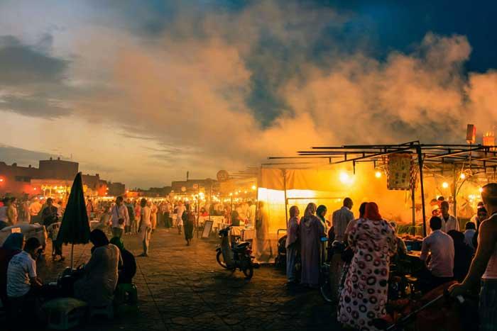 Fes to Marrakech desert tour 5 days