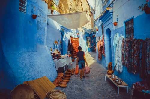 One Day trip to Chefchaouen from Fez