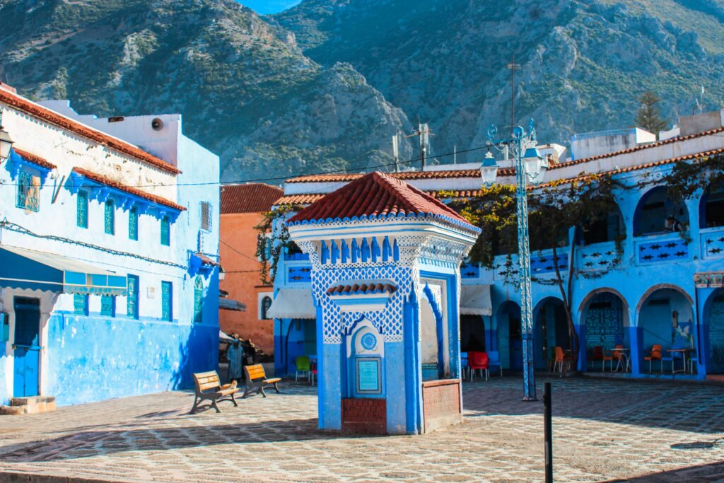 3 Days Chefchaouen And Fes From Casablanca