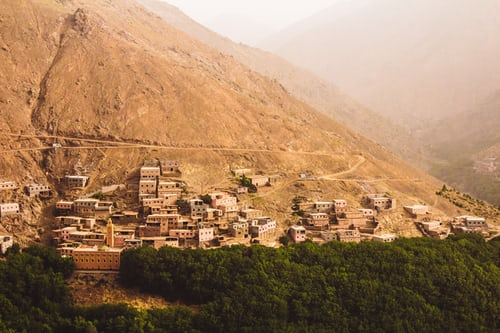 Day Trip to Imlil Atlas Mountains from Marrakech