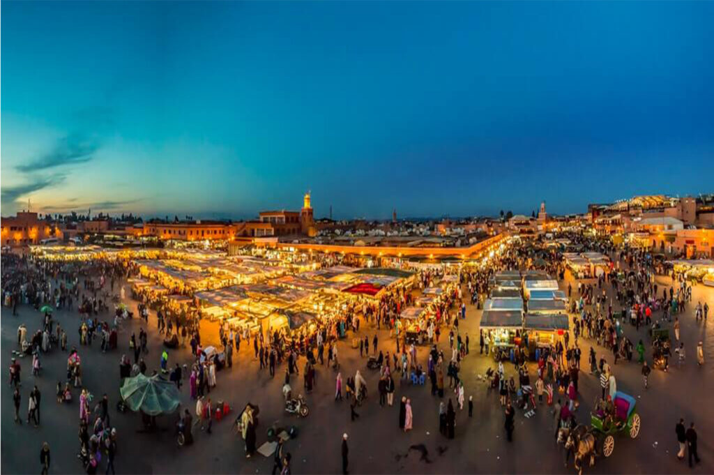 full Day Trip from Casablanca to Marrakech