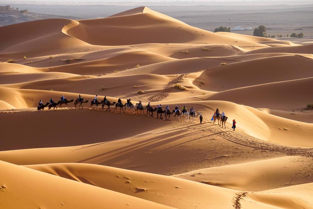3 days from Ouarzazate to Merzouga desert tour