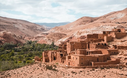 ait benhaddou day trip and telouet from marrakech
