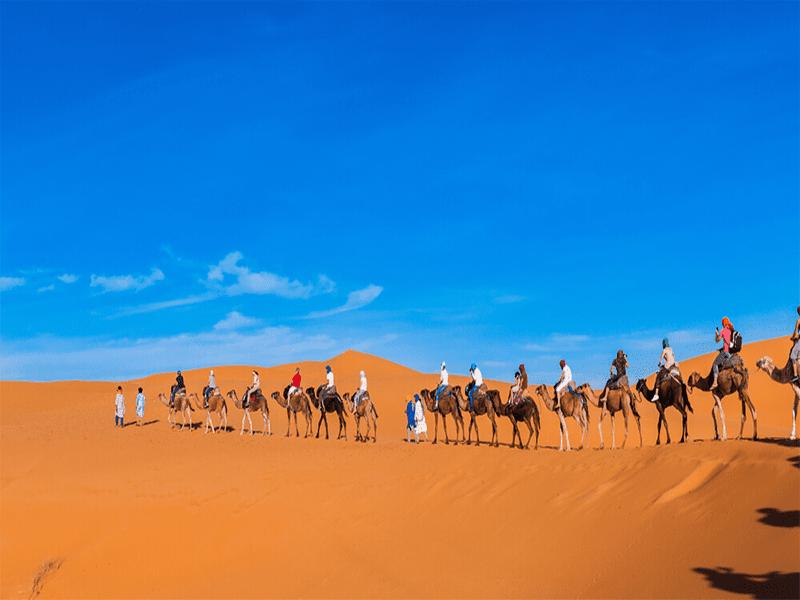 9 Days From Marrakech Via Merzouga Desert To Casablanca