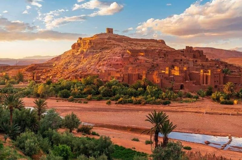 day trip from Marrakech to Ouarzazate and Ait Ben Haddou