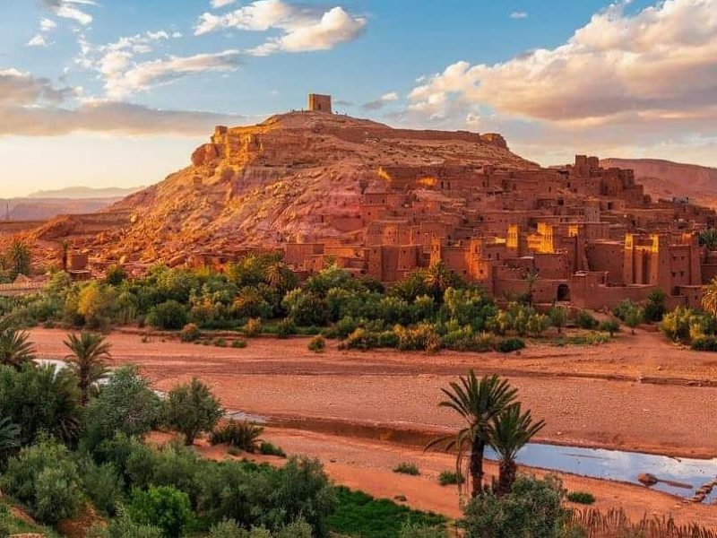 Fes to Marrakech 10 days