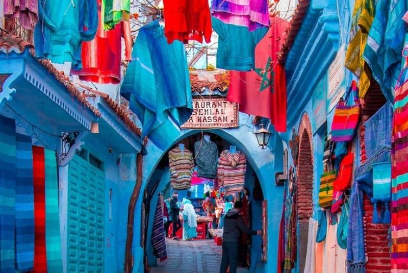 one day Trip from Fes to Chefchaouen