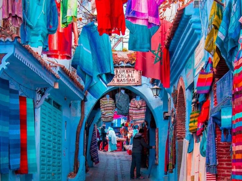 one day Trip to Chefchaouen from Fes