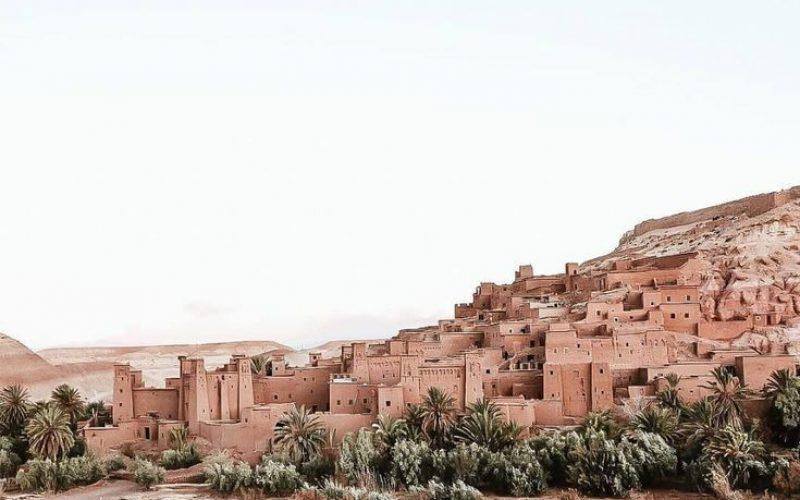 5 days Casablanca desert tours via Merzouga to Fes