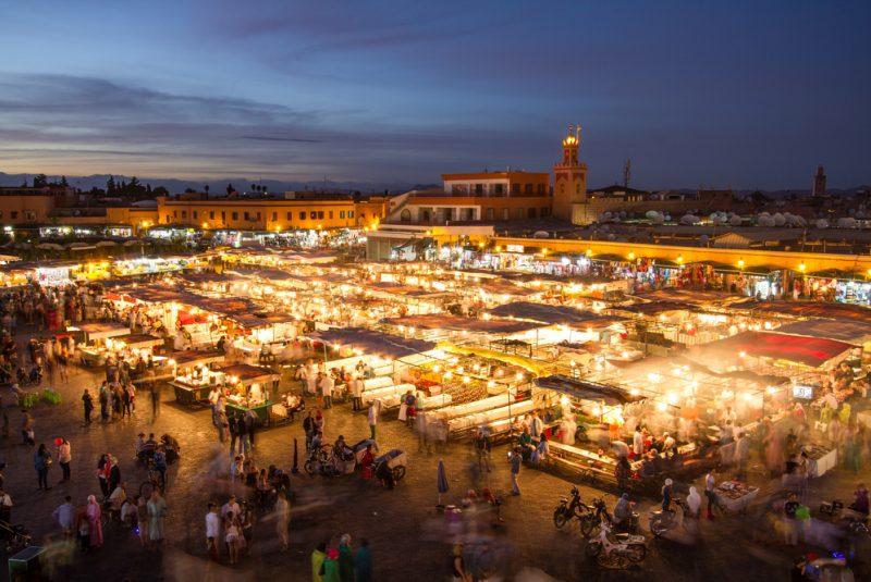 4 days Desert Tour from Marrakech