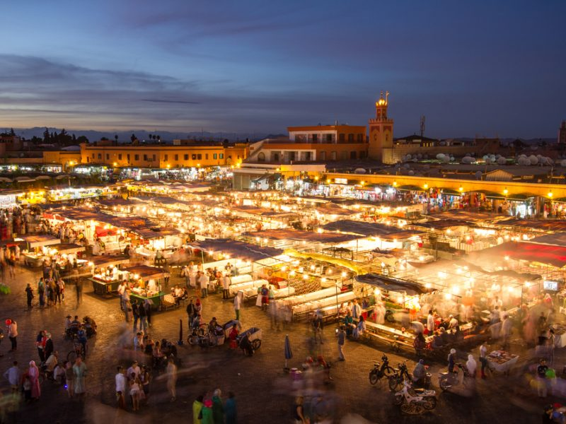 4 days Desert Tour from Marrakech