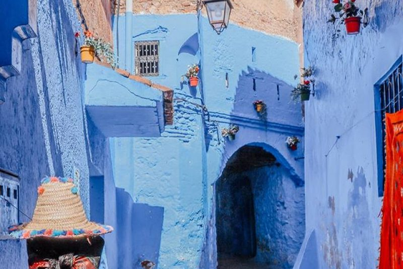 Tangier to Marrakech 6 days
