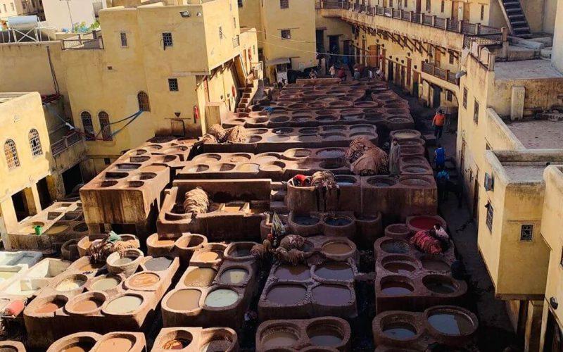 13 days desert tours from Tangier