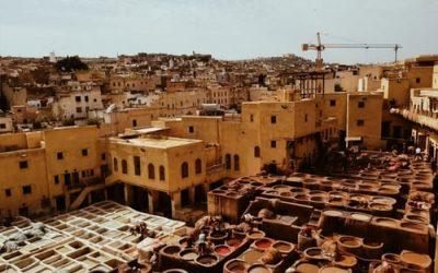 Casablanca to Fes