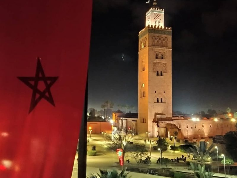 Morocco Travel agency bog