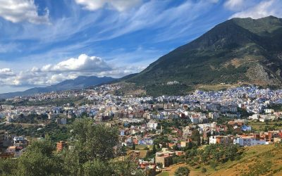 Day trip from Casablanca to Chefchaouen