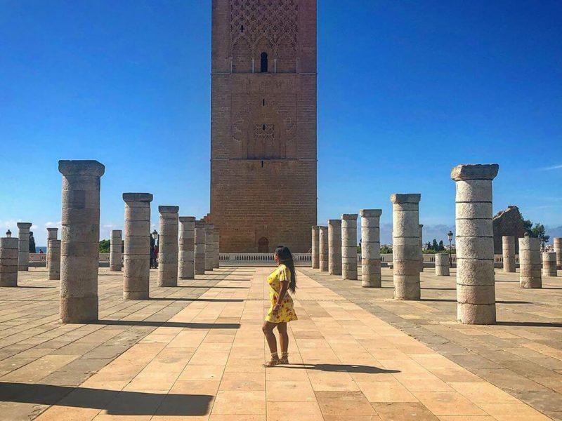 Day trip from Casablanca to Rabat