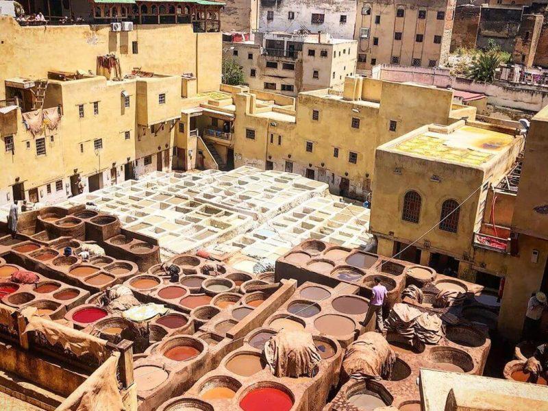 5 days From Casablanca Via Merzouga Desert To Fes