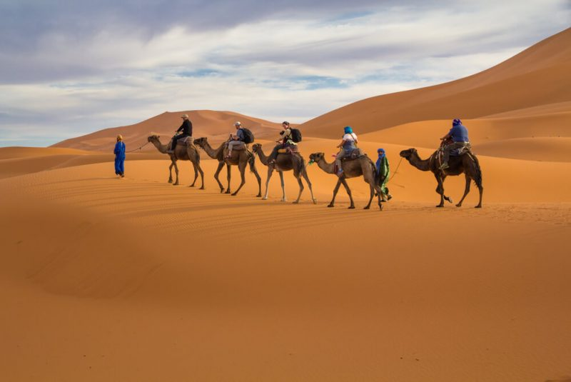 8 days from Marrakech to Casablanca
