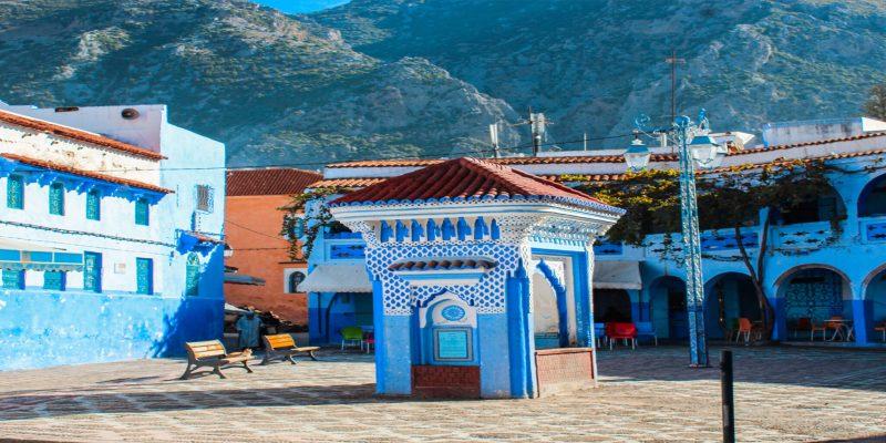 Tangier to Marrakech 6 days tour