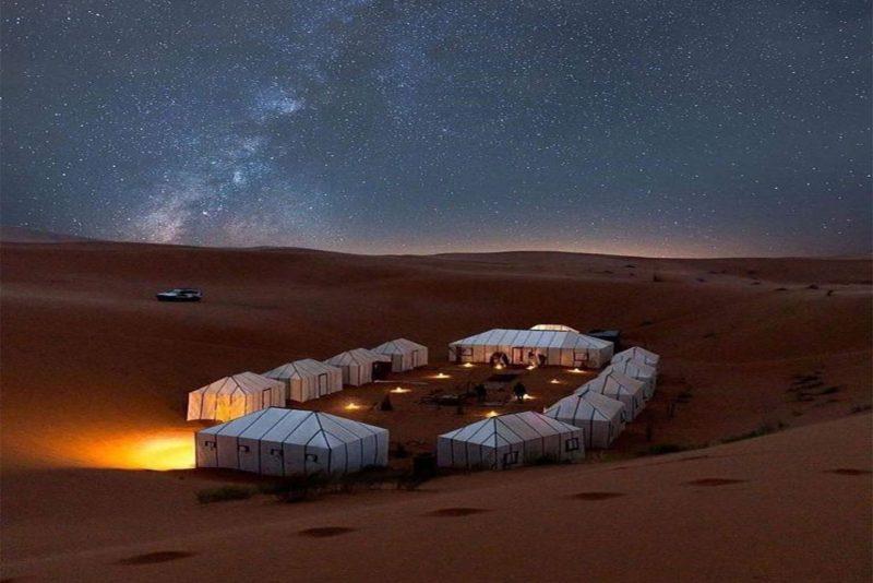 Desert tour Fes to Marrakech 8 Days