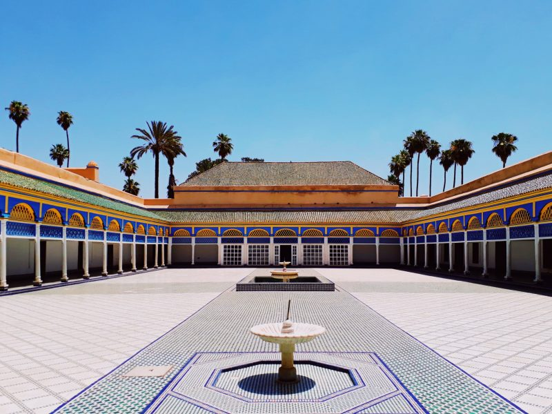 2 days private tour Casablanca to Marrakech