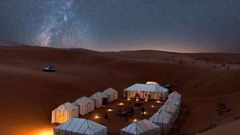3 Days tour from Ouarzazate to Zagora and Merzouga desert