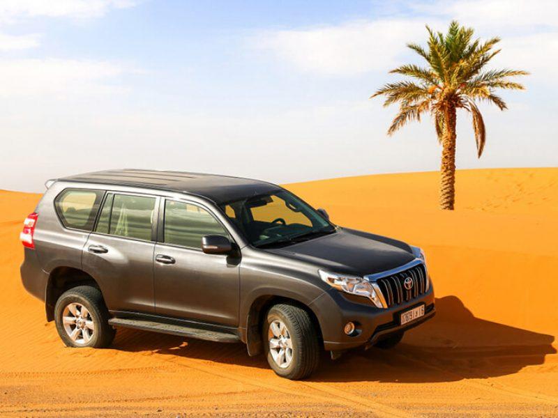 Merzouga desert excursion 4x4