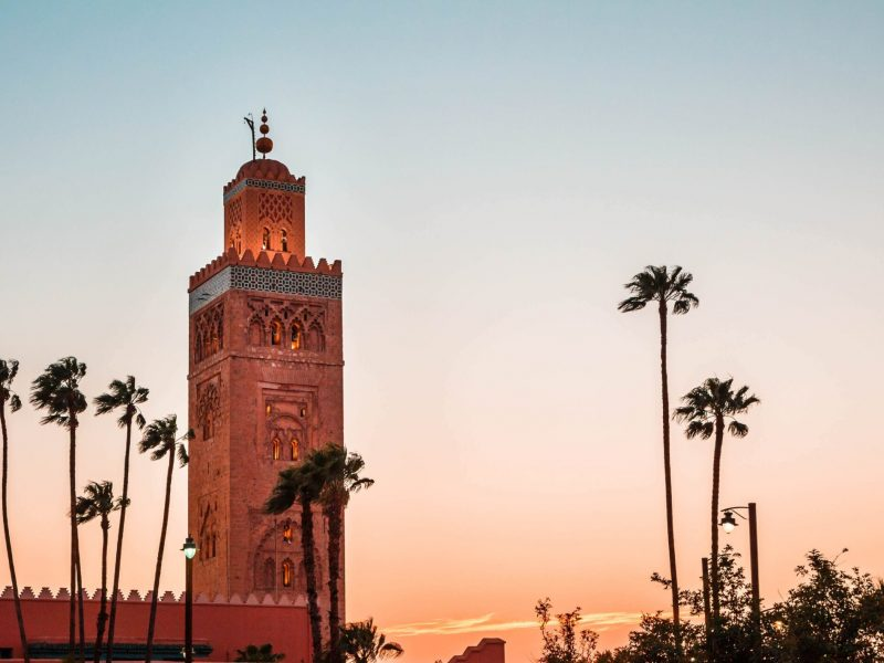 2 days Marrakech to Ouarzazate and ait ben haddou