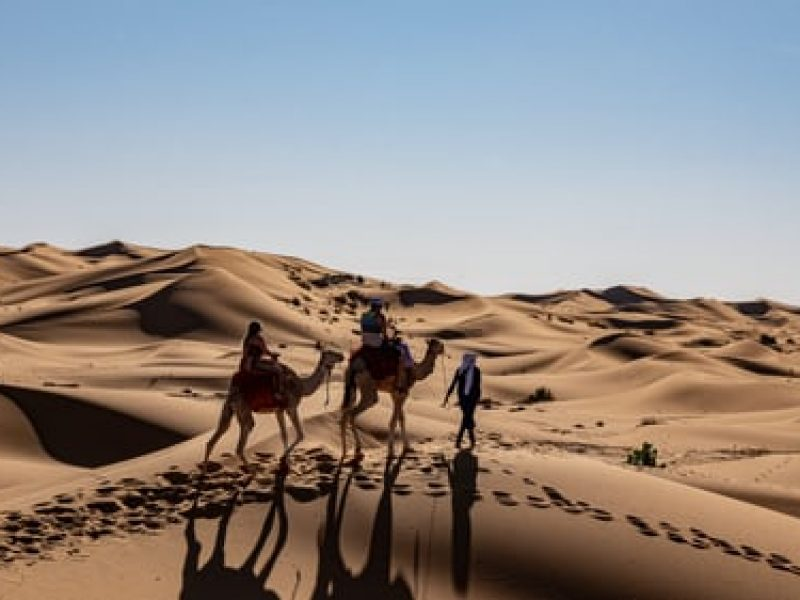 5 days Fes to Marrakech desert tour