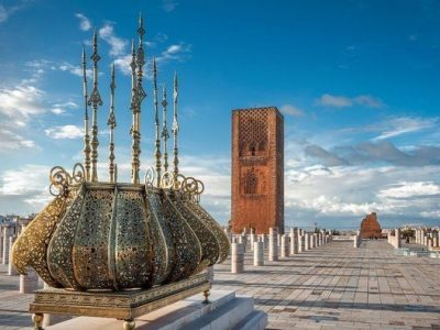 Day trip from Casablanca to Rabat