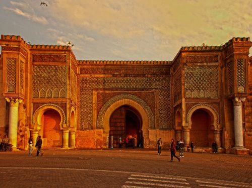 day trip from Casablanca to Meknes and Volubilis