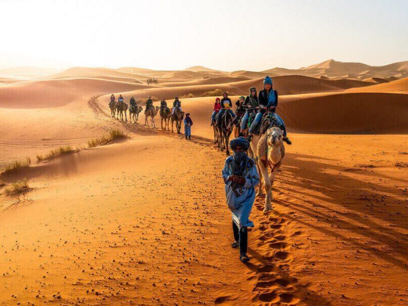 3 Days from Ouarzazate to Fes desert tour