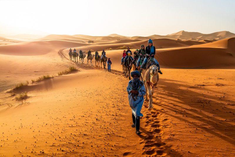 3 days Marrakech Desert tour to Zagora and Merzouga